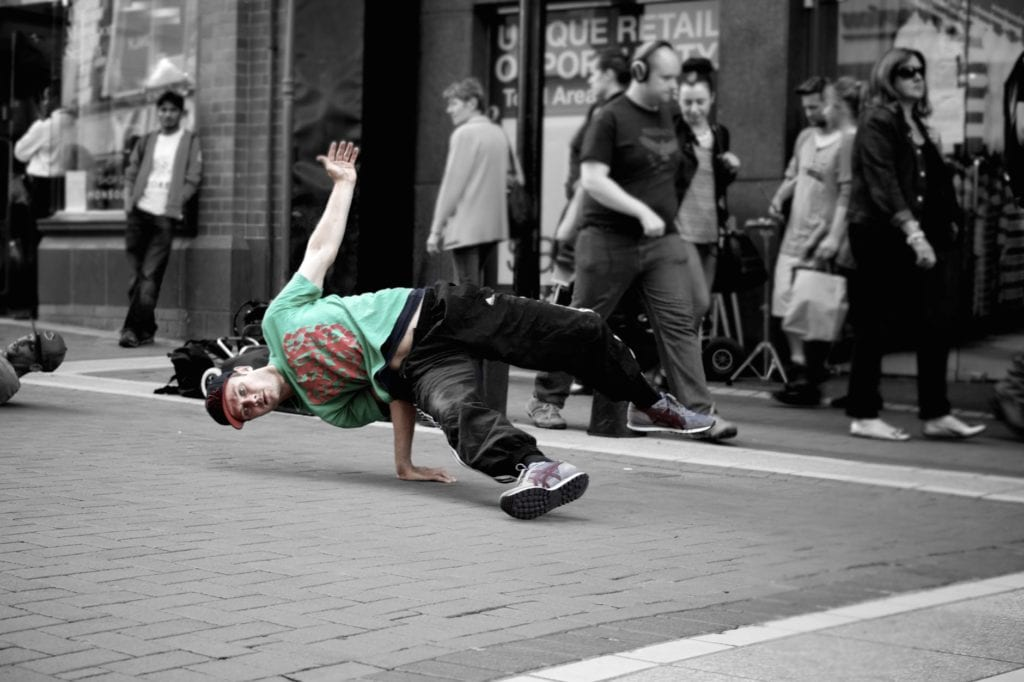 Things You Need To Know About Street Dance
