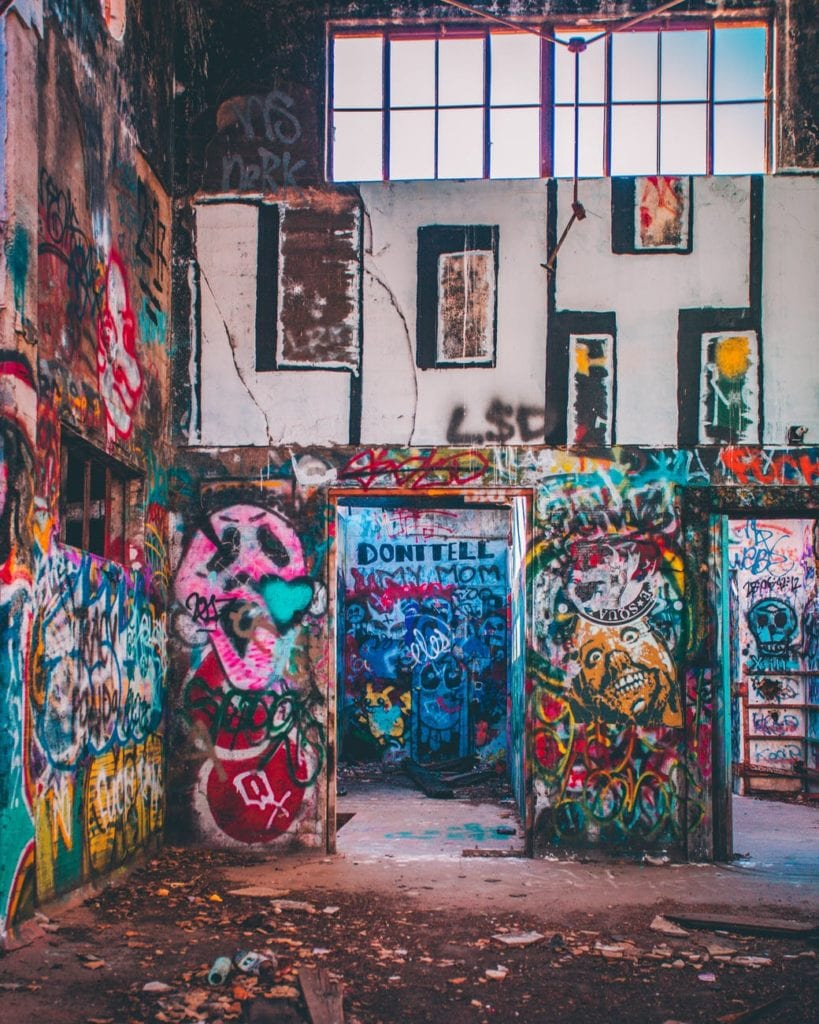 Graffiti And Other Matters Of The Art!