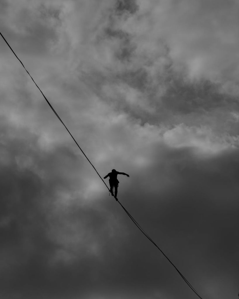 How Can Someone Benefit From Tightrope Walking?